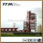 160t/h Stationary asphalt manufacturing plant, asphalt mixing machine,road machinery