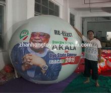 hotsale full printing giant helium advertising pvc balloon helium balloon