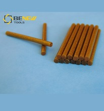 colorful EVA resin silicon hot melt glue stick / hot glue