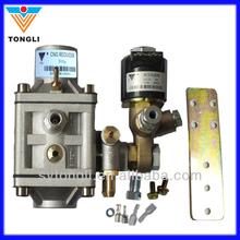 aluminium die lpg cng reducer/regulator TOTO for CNG conversion kit