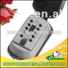 premere il pulsante chiave cassetta di sicurezza per la sicurezza e protezione