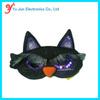 FIBER OPTIC CAT EYE MASK