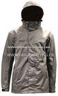 Latest mens zipper hooded windbreaker for hiking wear(RM0112C)