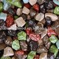 compuesto de piedra de chocolate