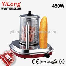 Hot dog making machine