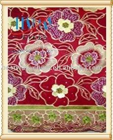 100% Big Embroidery Swiss Lace Fabric SL0062