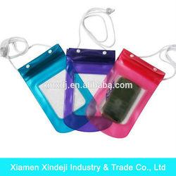 Hot Sale PVC Waterproof bag Waterproof Phone Bag