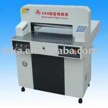 guillotine hydraulic paper cutter