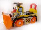 Plastic Cartoon Car toy