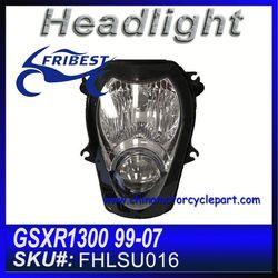 Motorcycle Headlight Head Light for Suzuki GSXR 1300 For Hayabusa 1999 2000 2001 2002 2003 2004 2005 2006 2007 FHLSU016