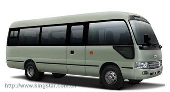 KINGSTAR NEPTUNE J6 23 Seats Diesel Labor bus
