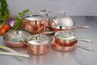 Zhejiang copper cookware set dinner set