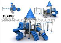 2012 newest small type of children outdoor playground
