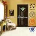 Smalto porta in acciaio con vetro mx-030-b