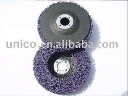 High Quality Clean and Strip Wheel, Strip Disc