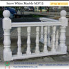 Cheap and high quality marble stone snow white M311 tiles or slabs on sale