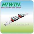de bajo perfil de carril de guía de hiwin linear de la guía
