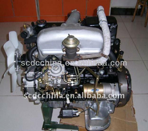 Nisan QD32 del motor del coche