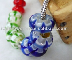 no MOQ!! stock for sale top big hole bead