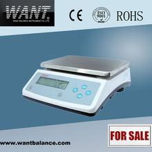 30kg 1g Digital Top Table Platform Scale
