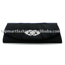 2012 new collection Fashion Evening Bags in black color