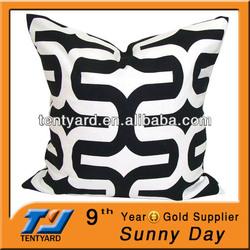 digital printed custom design cushion covers