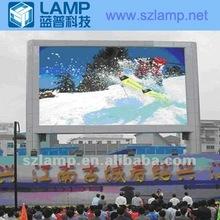 LAMP P25mm DIP full color LED video display module