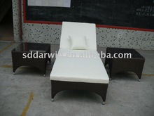 folding aluminium beach sun beds (SV-6C02)