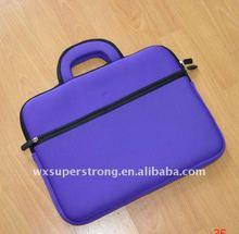 """Multi-function Neoprene laptop messenger bag of 7-17"""""""