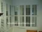 pvc waterproof window shades good ventilation pvc louver shutter