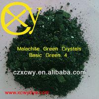 100% basic green 4 crystal malachite green