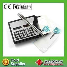 Novel Name Card Holder Calculator for promotion gifts