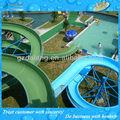 espiral de diapositivas de agua