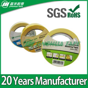 309F surface activator decorative masking tape