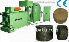 Scrap metal briquette making machine scrap metal press machine