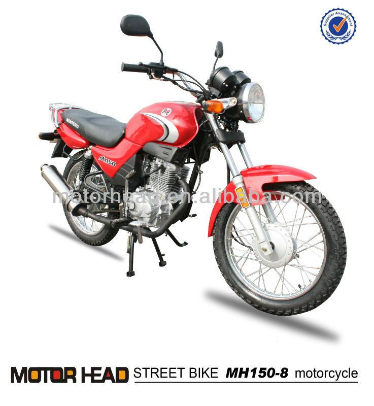 MH150-8 copy of YBR old --150cc popular street motorcycle