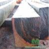 AAA Grade ebony wood lumber for Villa