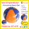Hot sale PVC Promotion inflatable beach ball