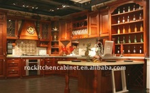 Popular Solid Wood kitchen cabinet
