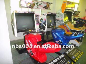Most Popular GP4 Indoor Motor Racing Simulator Acrade Machine