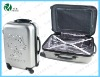 ABS travel car luggage and bags,New designed trolley luggage case,cute hard abs trolley luggage