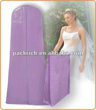 2012 hot non-woven bridal dress cover