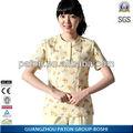 Uniforme de enfermera de buena calidad mu-71, moda 2014 hospital de china de fábrica uniforme