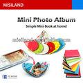 Fai da te a getto d'inchiostro ez- libro mobile mini album(Foto album)