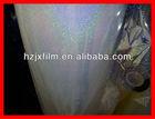 transparent pet holographic film