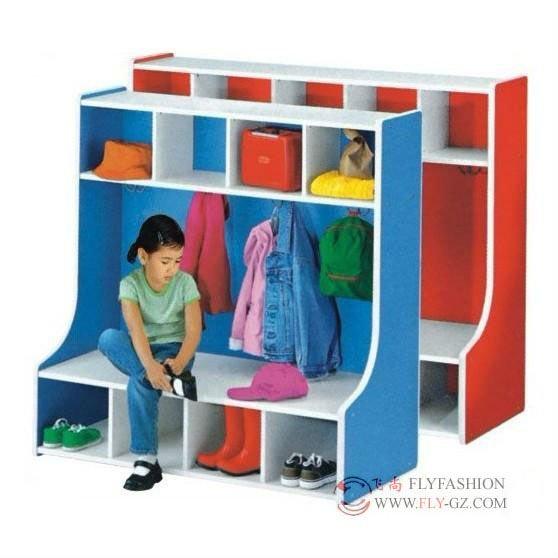 Prateleiras de madeira para crianças/móveis de madeira/infantário móveis/creche de móveis