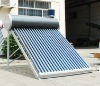 Domestic Solar Water Heater sun water heater vacuum solar collector