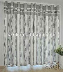 Hot Sale Sheer Window Curtain ( volie window curtain)
