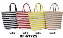 2014 style ladies large straw beach bag
