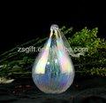 beautiful lágrima de vidro fundido mão artesanato decoração de natal